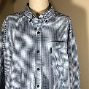 Columbia Button-Down Casual Shirt - XL